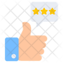 Customer Feedback Customer Response Customer Satisfaction Icon