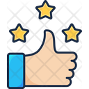 Like Review Icon