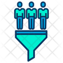 Filter Business Customer Filter Icon