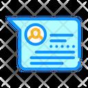 Client Review Color Icon