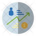 Customer income Icon