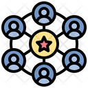 Customer Network Icon