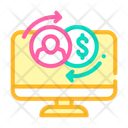 Payment New Customer Icon