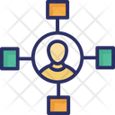 Customer Priority Customers Group Icon