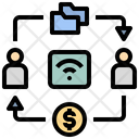 Customer Purchasing Customer Purchasing Icon