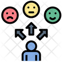 Choice Emotion Satisfaction Icon