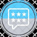 Customer Rating Icon