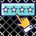 Customer Rating Customer Review Customer Feedback Icon