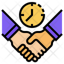 Customer Relationships Relationship Partner Icon