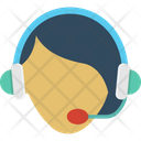 Customer Representative Customer Service Call Center Icon