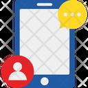 Customer Representative Customer Service Help Center Icon