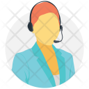 Administrator Customer Representative Icon