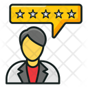 Customer Rating Rating Evaluation Feedback Icon