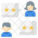 Customer Review Icon