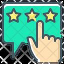 Customer Reviews Rating Icon