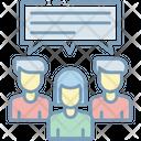 Customer Reviews Testimonials Icon