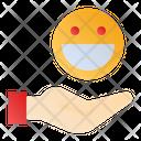 Customer Satisfaction Feedback Testimonial Icon