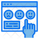 Web Rating Costomer Icon