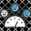 Customer Satisfaction Customer Feedback Customer Rating Icon