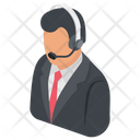 Customer Service Customer Representative Customer Support Icon