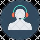 Customer Service Customer Support Helpline Icon