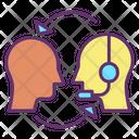Ipublic Relations Customer Service Customer Support Icon