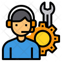 Consult Talk Device Icon