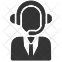 Call Center Consultant Customer Service Icon