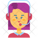 Customer Service Customer Support Call Center Icon