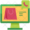 Customer Service Online Shop Customer Support Icon