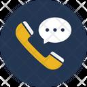 Customer Service Help Center Helpline Icon