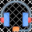 Headphone Music Speaker Icon