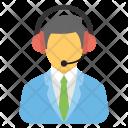 Customer Service Call Icon