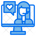 Customer Service Support Help Icon