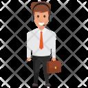 Customer Service Representative Icon