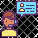 Customer Service User Icon