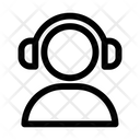 Customer Services Customer Support Helpline Icon