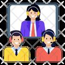 Team Csr Team Customer Support Icon