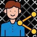 Customer Share Icon
