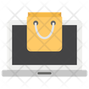 Customer Shopping Online Shopping Ecommerce Icon