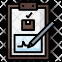 Customer Signature Icon