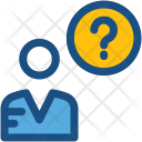 Customer Support Question Icon