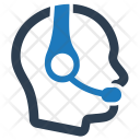 Support Phone Customer Icon