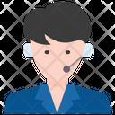 Customer Service Insurance Icon