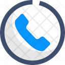 Tel Customer Support Customer Service Icon