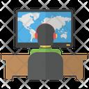 Customer Support International Csr Icon