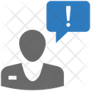 Seo Customer Support Information Icon