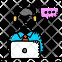 Customer Support Csr Customer Service Icon