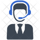 Call Center Customer Service Technical Support Icon