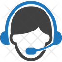 Customer Service Help Icon